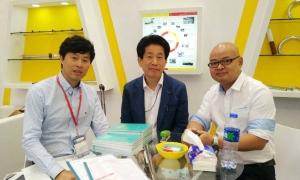 2015年6月贝博体育直播科技上海国际厨卫展